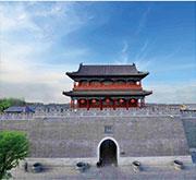 青州古城检票系统